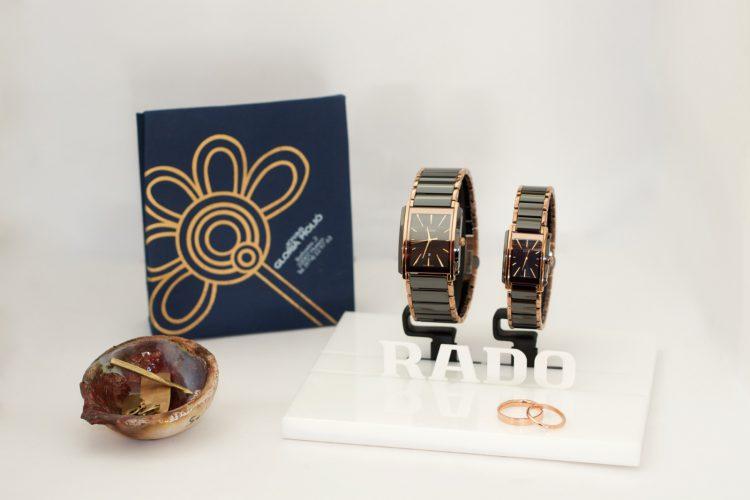 Relojes para caballero y señora